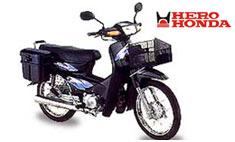 Hero Honda Street