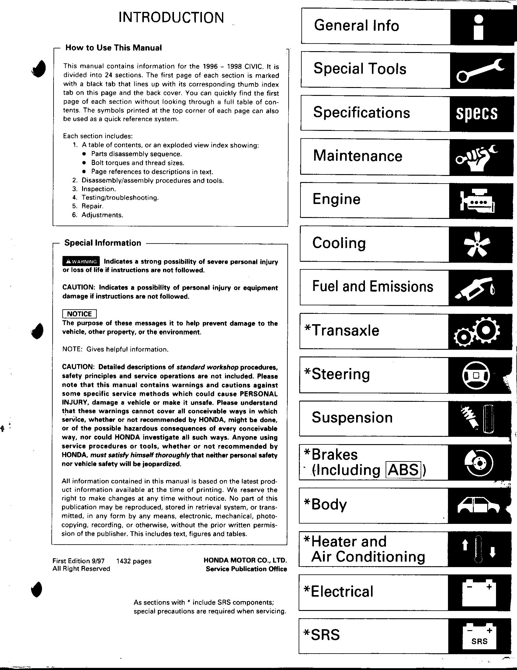 categorization paper prototypes for everyday design rh paperprotos com 96-00 civic service manual 96-00 honda civic service manual