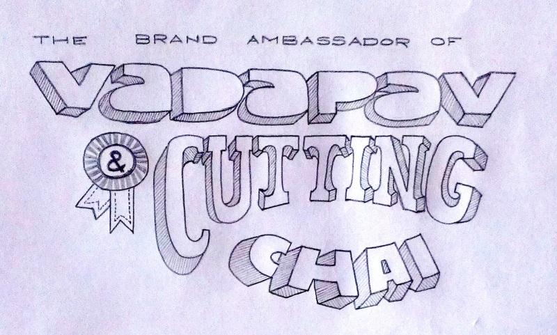 Vadapav & Cutting Chai