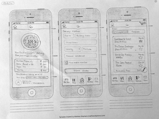 Mobile App Concept - Page 2