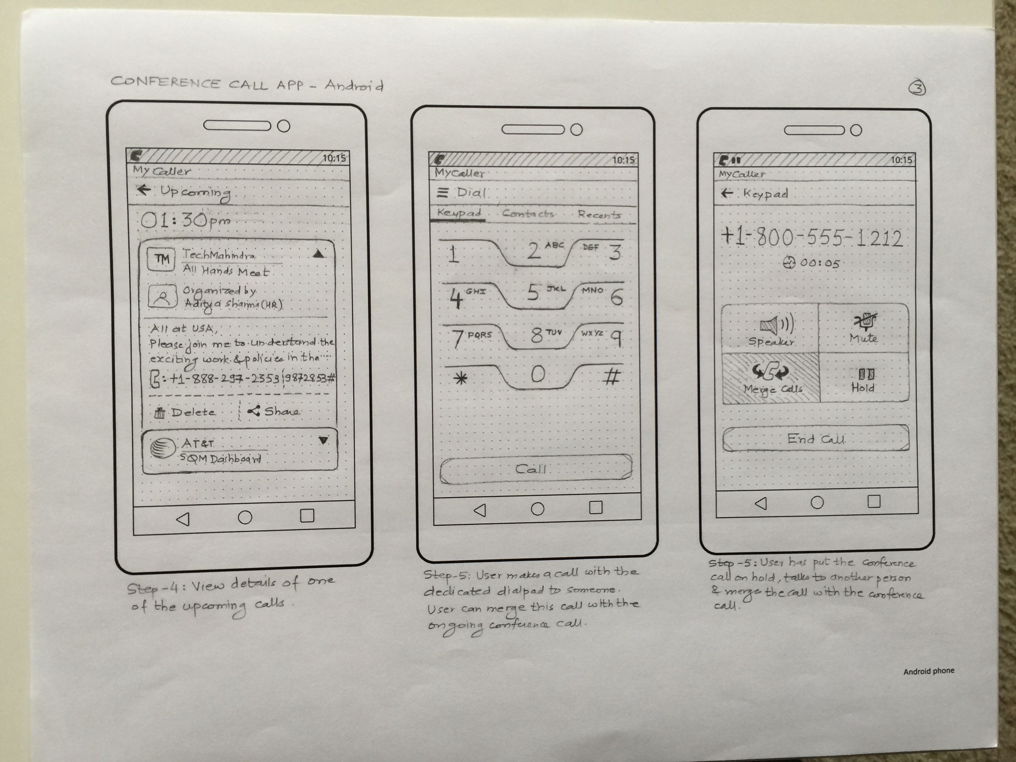 Android App - Page 3